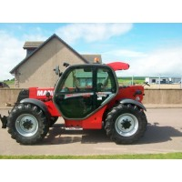 2010 MANITOU MLT 741-120 LSU POWERSHIFT