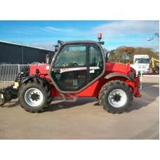 2012 manitou MLT 627Turbo 2800 hours