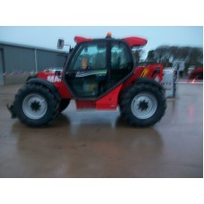 2014 Manitou MLT 735-120 New tyres 2700 hours DMFSN1324