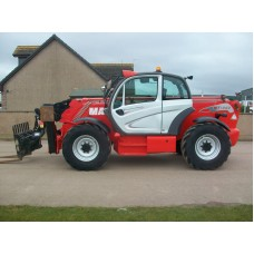 2014 Manitou MT 1840P 18 metre lift height 7300 hours