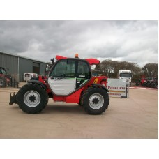 2015 Manitou MLT 634-120 4700 hours