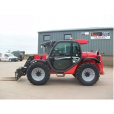 2016 Manitou MLT 629T 4040 hours