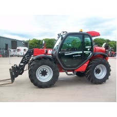2016 Manitou MLT 629Turbo 3100 hours new tyres DMFSN 1415
